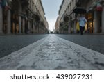 turin street photography | Shutterstock . vector #439027231