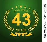 Anniversary Emblems 43...