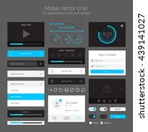 user interface kit  ui elements ...