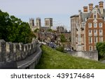5 8 2015 editorial fortified... | Shutterstock . vector #439174684
