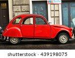 Rome  Italy May 20  2015  Retr...