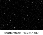 space and star background... | Shutterstock .eps vector #439214587
