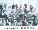 that was really great seminar.... | Shutterstock . vector #439232554