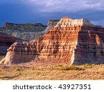 Sedimentary Rock Cliffs