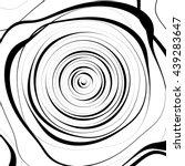 irregular spiral background in...   Shutterstock .eps vector #439283647