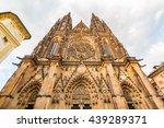 St. Vitus Cathedral In Prague ...