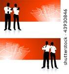 original vector illustration ...   Shutterstock .eps vector #43930846