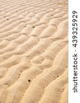 Small photo of Sand waves pattern background, happy summer holiday concept and abstract idea