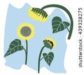 abstract vector illustration of ...   Shutterstock .eps vector #439328275