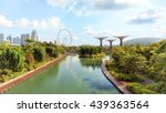 View Of Singapore Gardens By...