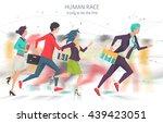modern vector illustration  ... | Shutterstock .eps vector #439423051