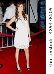 Small photo of Alyson Stoner at the Los Angeles Premiere of 'High School Musical 3: Senior Year' held at the Galen Center in Los Angeles, USA on October 16, 2008.