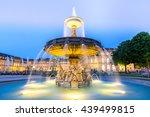 Fountain At Neues Schloss New...
