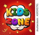 Kids Zone Banner Design....