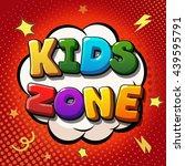 Kids Zone Banner Design....