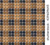 abstract decorative texture  ...   Shutterstock . vector #439609645