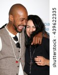 Small photo of LOS ANGELES - JUN 18: Columbus Short, fiance Aida Abramyan at the Stand For Kids Gala at the Twentieth Century Fox Studios Lot on , June 18, 2016 in Century City, CA