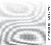 vector pattern. geometric wavy... | Shutterstock .eps vector #439627984