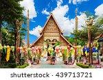 Wat Phra Singh Is A Buddhist...