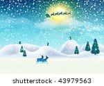 christmas   Shutterstock . vector #43979563