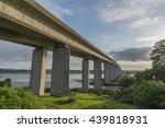 orwell bridge spanning the...
