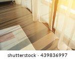 sunrise through transparent...   Shutterstock . vector #439836997