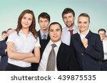 business. | Shutterstock . vector #439875535