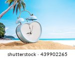last minute to count down for... | Shutterstock . vector #439902265