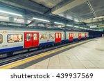 london   may 14  2015  london...   Shutterstock . vector #439937569