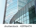 the building is intended for... | Shutterstock . vector #43996474