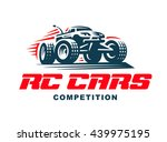 radio controlled machine rc ... | Shutterstock .eps vector #439975195