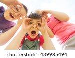 summer  childhood  leisure and...   Shutterstock . vector #439985494