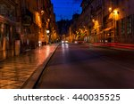 'coimbra night street' | Shutterstock . vector #440035525