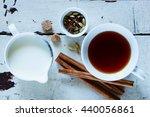 Traditional Indian Masala Tea...