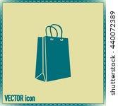 vector icon bag   Shutterstock .eps vector #440072389