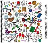 Various Sport Illustrations