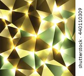 abstract shiny background.... | Shutterstock .eps vector #440110309