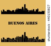 buenos aires  argentina | Shutterstock .eps vector #440150827