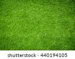 green artificial grass | Shutterstock . vector #440194105
