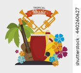 Tropical Music Instruments...