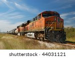 Diesel Locomotives Es44dc 7435...