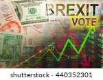 Brexit Vote In Stock Chart