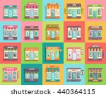 Different Stores And Shops ...
