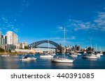 Sydney Harbour Bridge And...