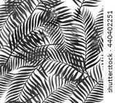 vector summer seamless pattern... | Shutterstock .eps vector #440402251