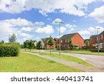 A Modern Housing Area In Bury...
