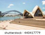 sydney  australia   january 5 ... | Shutterstock . vector #440417779