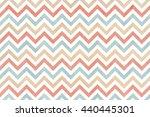 watercolor pink  beige and blue ... | Shutterstock . vector #440445301
