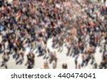 art exhibition gallery generic... | Shutterstock . vector #440474041
