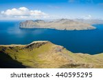 panoramic view over the... | Shutterstock . vector #440595295